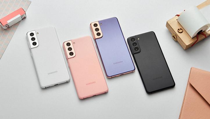 Samsung Galaxy S21 Galaxy S21+
