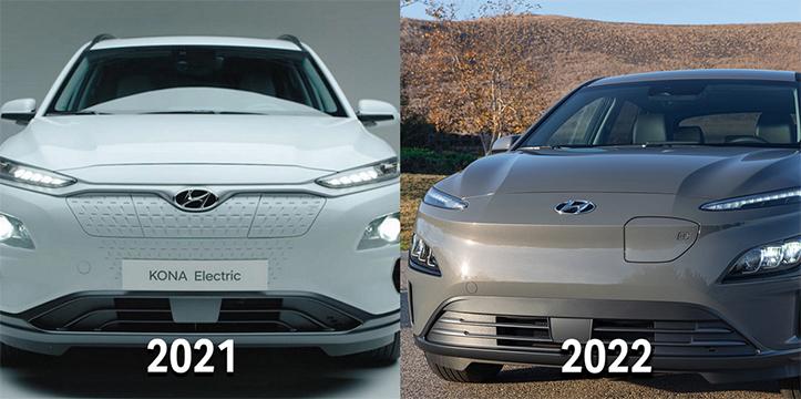 Hyundai Kona Electric (2022)
